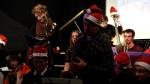 Alex Merritt soloing on Raphael Clarkson's arrangement of In the Bleak Midwinter