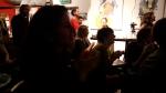 The artists: Greg Genestine-Charlton, Amelie Genestine-Charlton, Chloe Roach, Jessica Jane Charleston, Zoe Savva & Douglas Roberts